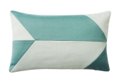 Block colour cushion cover from H&M Home £7.99