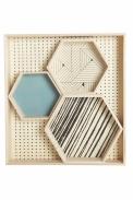 Set of 4 veneer trays £20.00 - AtNo67 Concept Store