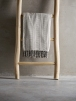 Loom Throw in grey by Tine K Home £59.00 - AtNo67 Concept Store