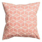 Cotton cushion cover from H&M Home £3.99