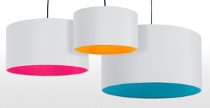 May pendant shades £45.00 - Made.com