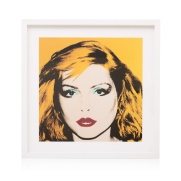 Andy Warhol Debbie Harry wall art £85.00 - Oliver Bonas