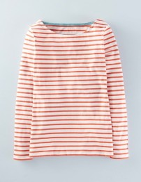 Long Sleeve Breton, £26.50 from Boden