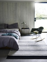 Belle rug, £149.00-£249.00 from Modern Rugs.