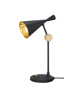 SPLURGE – Tom Dixon Beat table light, £475.00 from Rume