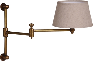 TRADITIONAL – House wall light, £120.00 from The French Bedroom Company