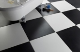 Extreme Matt Black & White Tiles from Tile Mountain