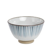 Uka stripe bowl, £12.95 from Nkuku