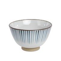 Uka stripe bowl, £12.95 from Nkuku