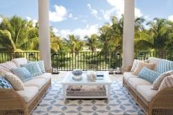 Lucy Juniper indoor/outdoor rug, from £88.00 from Dash & Albert
