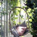 Hanging egg chair, £285.00 from Grace & Glory