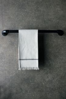 Industrial towel rail, medium £26.00 / large £30.00 from Rockett St George