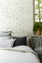 Image courtesy of ALSO Home Ltd featuring Vancouver bed linen