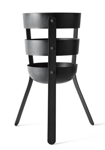 Menu Fire Basket, £149.95 from Black By Design Ltd