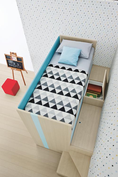 Go Modern Furniture - NIDI Solutions Lila bunk bed