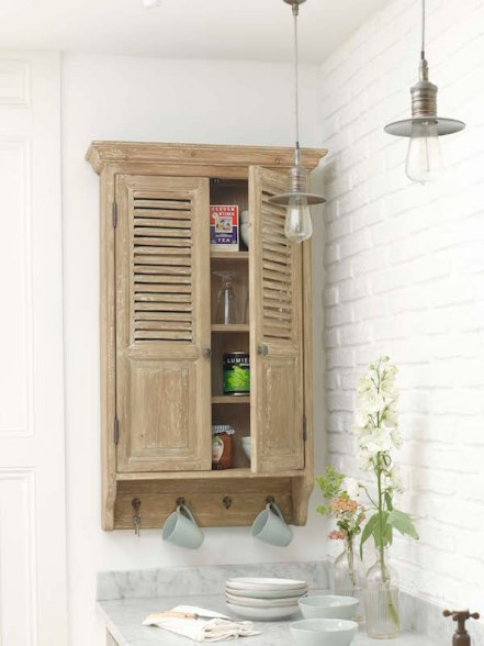Louvre wall cabinet from Loaf