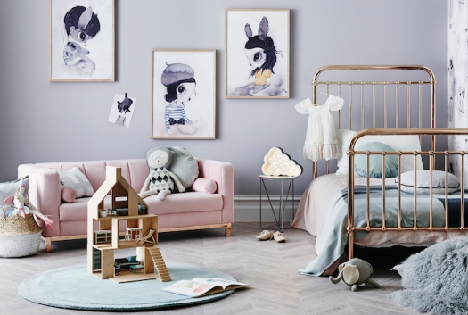 Child's bedroom by norsu interiors