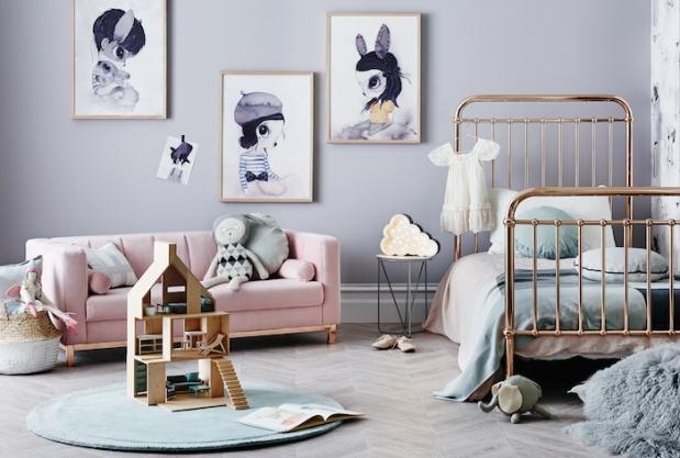 Child's bedroom by norsu interiors