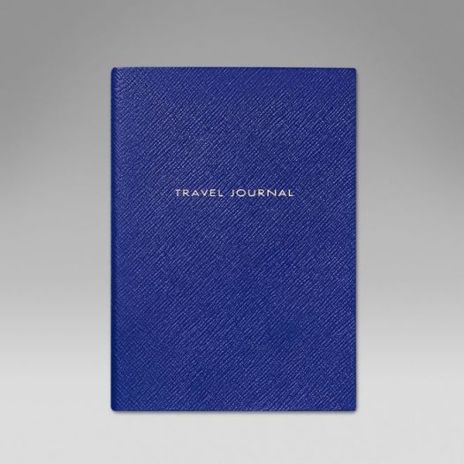 Smythson travel journal