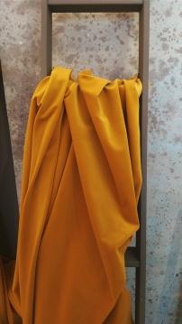The new Isla Finch cotton velvet