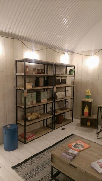 Stylish shelves!