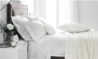 The White Company - Pimlico bedroom
