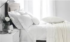 The White Company - Pimlico bedroom