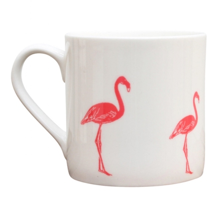 Barnaby & Co. Flamingo mug