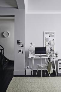 The White Company - pin board
