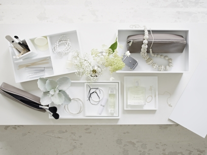 The White Company - lacquer stacking trays